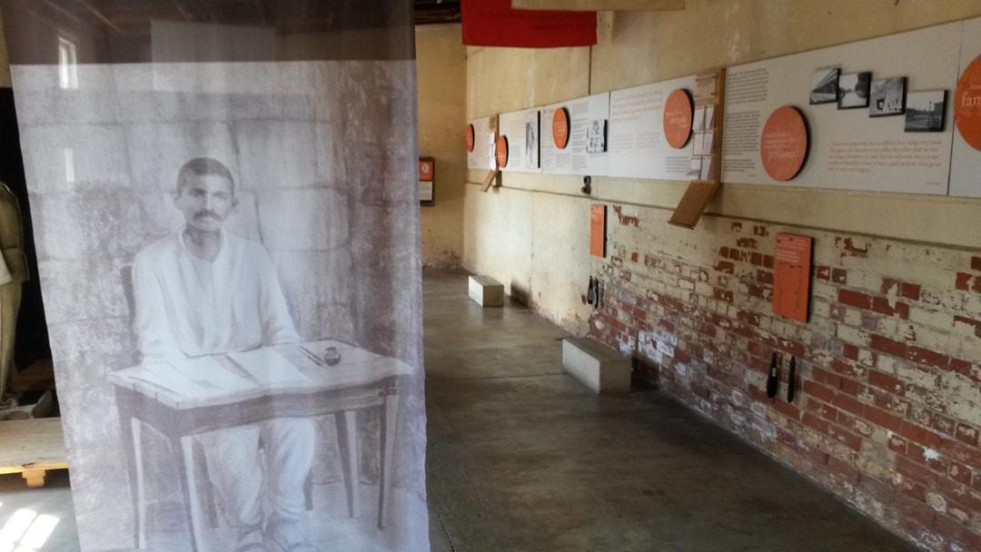 Gandhi in Johannesburg