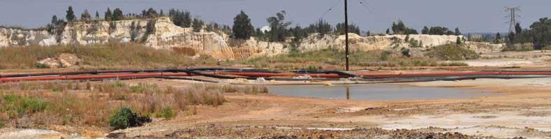 Acid Mine Drainage Johannesburg