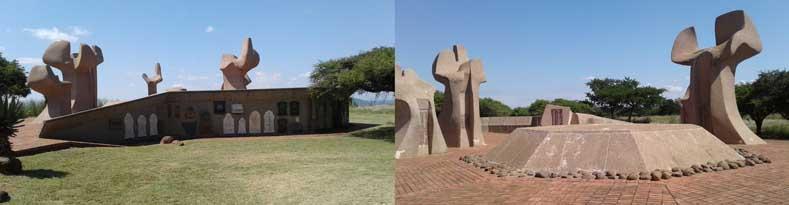 Battle of Platrand memorial