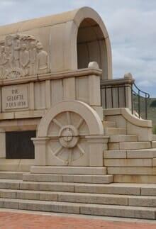 Blood river memorial