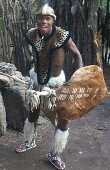 Lesedi Cultural Village Impi