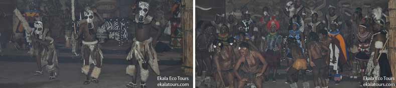 Lesedi-Cultural-Village-Dancers