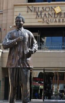 Nelson Mandela Square, Sandton