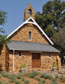 Sir Herbert Baker church - Cullinan
