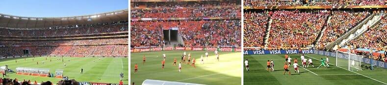 Soccer City-Johannesburg