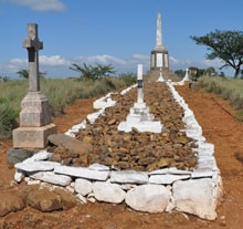 Spioenkop Battle graves