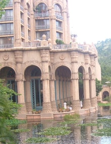 Sun City Palace of the lost city