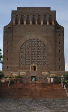 Boer history - Voortrekker Monument