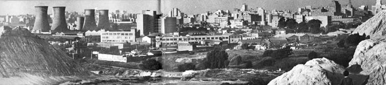 Early Johannesburg