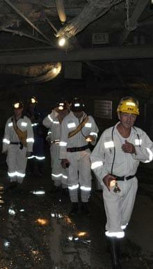 Group Underground