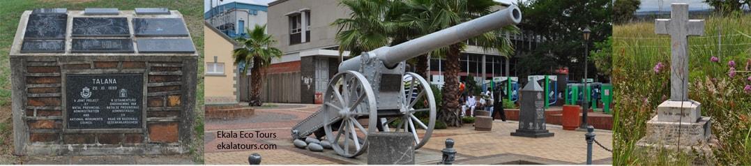 Ekala Battlefield tours